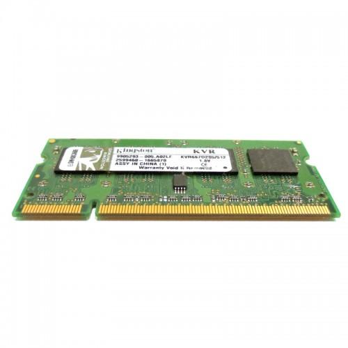 512MB DDR2 SODIMM (667MHz)