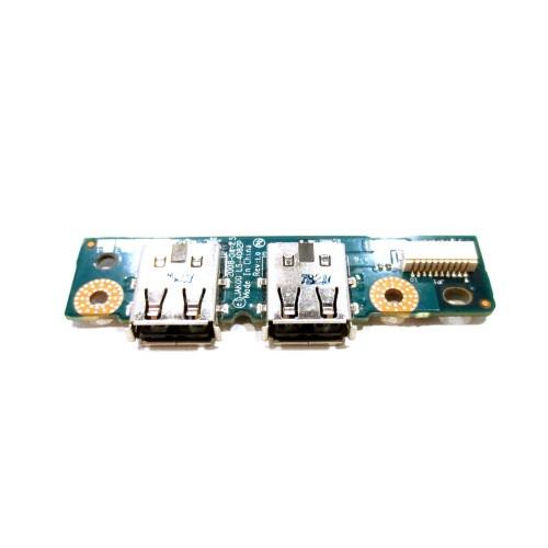 HP Pavilion DV7-1135R USB ligzda